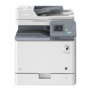 Multifunctional laser color Canon IRC1335IF, dimensiune A4 (Printare, Copiere, Scanare, Fax), duplex, viteza max 35ppm alb-negru si color, rezolutie