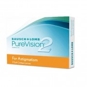 Bausch+Lomb Pure Vision 2 HD for Astigmatism - 3 Monatslinse