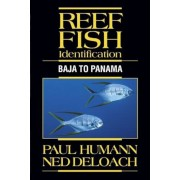 Reef Fish Identification: Baja to Panama, Hardcover