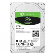 """Seagate BarraCuda ST5000LM000 5TB - Vaste schijf - intern - 2.5"""" - SATA 6Gb/s - 5400 tpm -buffer: 128 MB"""