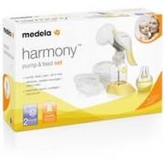 Medela Harmony Pump & Feed Set Bröstpump inklusive tillbehör