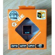 Q-BE Digital MP3 Player 512 MB