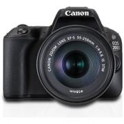 Canon EOS 200D DSLR Camera with EF-S 18-55mm IS STM Lens EF-S 55-250mm IS STM Lens