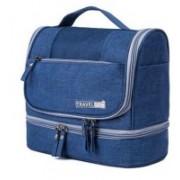 Portia Travelling bag Travel Toiletry Kit(Purple)