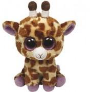 Jucarie Plus Meteor - Baby Girafa Safari-15 Cm