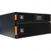 Vertiv Liebert GXT5-6000IRT5UXLE sistema de alimentación ininterrumpida (UPS) Doble conversión (en línea) 6000 VA 6000 W 8 sal