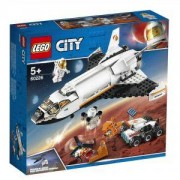 Конструктор Лего Сити - Изследователска совалка за Марс, LEGO City Space Port, 60226
