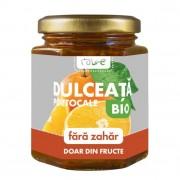 Promotie Dulceata de portocale fara zahar, bio, 200g