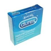 Natural comfort preservativos 3unidades - Durex