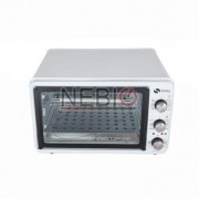 Cuptor electric Victronic, 1300 W, 32 l, 300 grade, Timer, Alb
