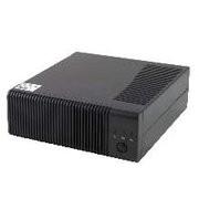 Záložní zdroj PG 500 a akumulátor s kapacitou 44 Ah