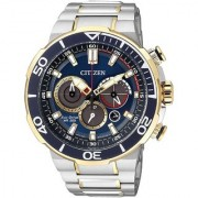 Citizen Analog Blue Dial Mens Watch-Ca4254-53L