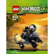 LEGO Ninjago Mini Figure Set #30087 Cole ZXs Car Bagged