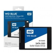 "SSD 250GB Western Digital Blue, SATA 6Gb/s, 2.5""(6.35 cm), скорост на четене 550MB/s, скорост на запис 525MB/s"