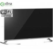 Panasonic tx-40ex700e 40'' 4k ultra hd smart tv wi-fi zwart, zilver led tv