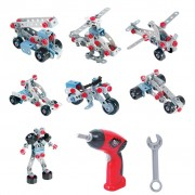 Playgo Jr. Architecture Play & Build Set Deluxe 9030
