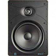"Definitive DT8LCR, Each Rectangular 8"""" in-wall speaker"
