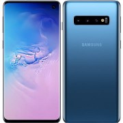 Samsung Galaxy S10 Dual SIM 128 GB kék