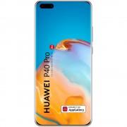 Huawei P40 5G Pro Telefon Mobil Dual Sim 6.58'' 256GB 8GB RAM Silver Frost