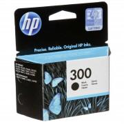 HP CC 640 EE Svart No. 300