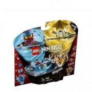 Lego Ninjago Spinjitzu Nya si Wu 70663 pentru 7+