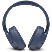 JBL Bezprzewodowe słuchawki nauszne JBL Tune 750 BT NC Niebieski