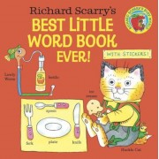 Richard Scarry's Best Little Word Book Ever!, Paperback