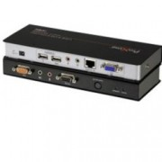 KVM екстендър ATEN CE770, USB Mouse & Keyboard, 300 m, 1920x1080, Audio & RS-232 Peripherals support