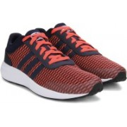 ADIDAS NEO CLOUDFOAM RACE Sneakers For Men(Navy, Red, White)
