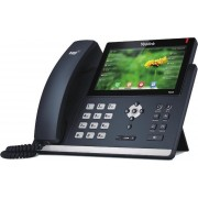 Yealink SIP-T48S - Vaste telefoon - Antwoordapparaat - Zwart