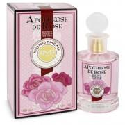 Apothéose De Rose Eau De Toilette Spray By Monotheme Fine Fragrances Venezia 3.4 oz Eau De Toilette Spray