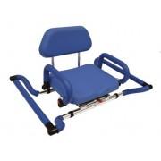 Easy Swing rozsdamentes forgatható, állítható, összecsukható fürdőkádülés 2 év garanciával