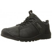 KEEN Men s Citizen Low Waterproof Shoe Magnet/Black 14 D(M) US