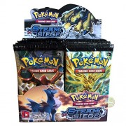 DAY Pokeemon Steaam Siege (Non Licensed) Cards Game Packs For Boys and Girls (Pack of 15)