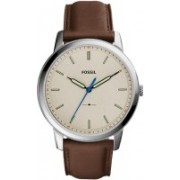 Fossil FS5306 THE MINIMALIST 3H Watch - For Men