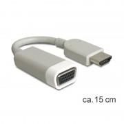 Delock Adapter HDMI-A male VGA female