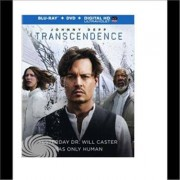 Video Delta Blu- Transcendence (2pc) (W/Dvd) / (Uvdc - Blu-Ray