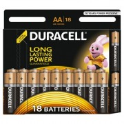 Baterii Duracell Basic LR6 - 18bucati(AA)