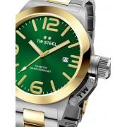 Ceas barbatesc TW-Steel CB62 Canteen Bracelet 50mm 10ATM