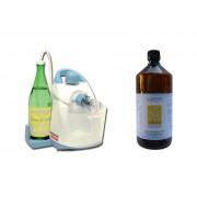 CA-MI Kit Inalatore Termale Vapinal e Acqua Termale Suasanus