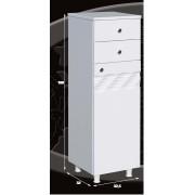 Guido Ocean-1011 fürdőszobabútor két fiókkal (fiókos gránit)