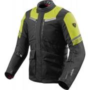 Revit Neputune 2 Gore-Tex Motorcycle Textile Jacket Black Yellow M