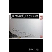 A Monk at Sunset, Paperback