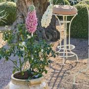 LOBERON Lot de 2 fleurs artificielles Lilacs