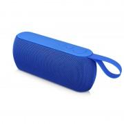 Q106 Super Bass Wireless HIFI Bluetooth Speaker 3D Stereo Subwoofer USB TF Card Soundbox - Blue