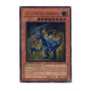 Yu-Gi-Oh! - Super-Ancient Dinobeast (LODT-EN088) - Light of Destruction - Unlimited Edition - Ultimate Rare