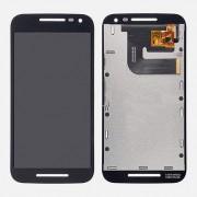 Дисплей + Тъч скрийн за Motorola Moto G3 Черен