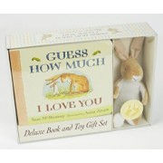 Guess How Much I Love You: Deluxe Book and Toy Gift Set 'With Toy Rabbit', Hardcover/Sam McBratney