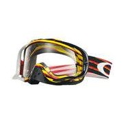 Oakley Crowbar MX Nemesis Red Yellow Clear