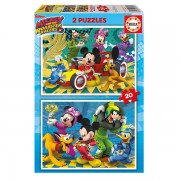 Puzzle Mickey & The Roadster Racers Educa (20 pcs)